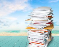 Mail Royalty Free Stock Photography