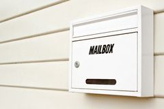 Mail box Stock Photography