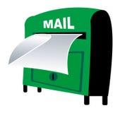 Mail Box Royalty Free Stock Photos