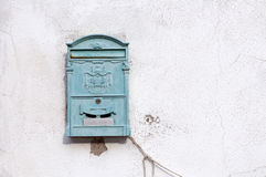 A mail box Stock Photography