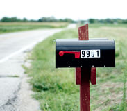 Mail box Royalty Free Stock Photography
