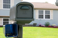 Mail box Stock Image