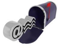 Mail box Stock Photo