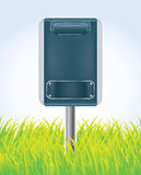 Mail box,vector Stock Photography