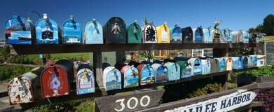 Mail Boxes Stock Photos