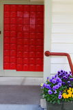 Mail boxes Royalty Free Stock Images