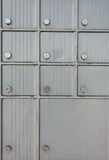 Mail Boxes Royalty Free Stock Photos