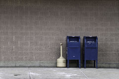 Mail Boxes Royalty Free Stock Photography