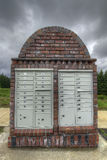 Mail Boxes in Suburbs Royalty Free Stock Image