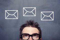 Mail For Business Stock Photos