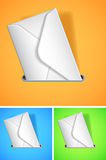Mail concept. Stock Photography