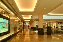 Mail d'émirats, Dubaï le 7 mai 2015 Photos libres de droits