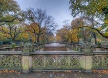 Mail de Central Park images libres de droits