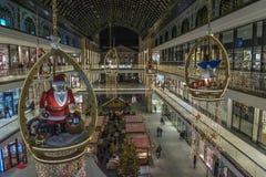 Mail de décoration intérieure de Noël de Berlin photo libre de droits