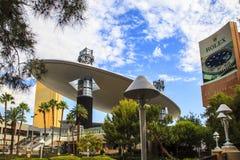 Mail de défilé de mode - Las Vegas Images libres de droits