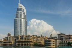Mail de Dubaï Photo libre de droits