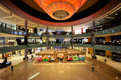Mail de Dubaï Photos stock