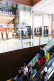 Mail de Dubaï de centre commercial Images libres de droits