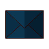 Mail email mailing Stock Photography