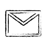 Mail email mailing Royalty Free Stock Photography