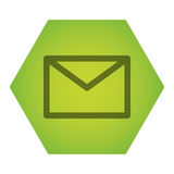 Mail email mailing Royalty Free Stock Images