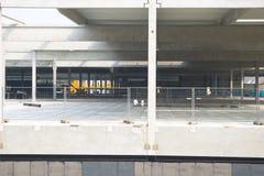 Mail en construction Photographie stock
