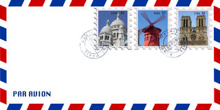Mail envelope. Created with photoshop vector illustration