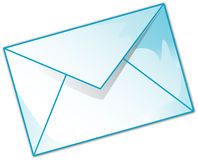 Mail Envelope Icon Royalty Free Stock Photos