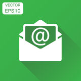 Mail envelope icon. Business concept email pictogram. Vector ill vector illustration