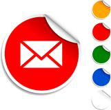 Mail  icon. Royalty Free Stock Images