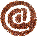 Mail icon Stock Photography
