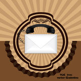 Mail icon Stock Image