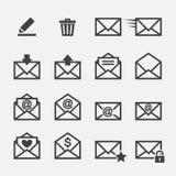 Mail icon Stock Photos