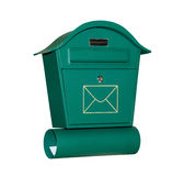 Mail letter box Royalty Free Stock Photos