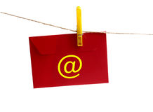 Mail message Royalty Free Stock Image