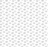 Mail note sms pattern seamless Royalty Free Stock Photos