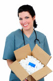 Mail Order Medicine Royalty Free Stock Photo