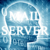 Mail server Stock Photography