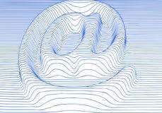 Mail symbol,  Royalty Free Stock Photos