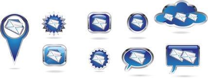 Mail symbol Royalty Free Stock Image