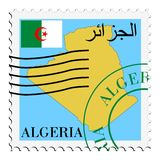 Mail to/from Algeria Stock Images
