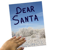 Mail to Santa Royalty Free Stock Images