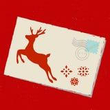 Mail to Santa royalty free illustration