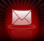 Mail for you royalty free stock photos