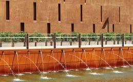 Mailand, Ausstellung 2015, Wasserwerk Stockbilder