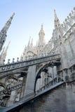 Mailand cafedral Lizenzfreies Stockbild