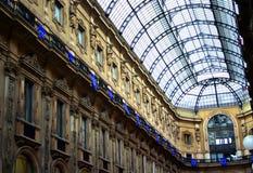 Mailand-Galerie Lizenzfreie Stockfotos