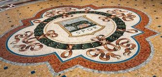 Mailand-Galleria Vittorio Emanuele II Stockfoto