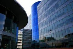 Mailand-Geschäftsviertel Stockfotos