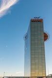 MAILAND, ITALIEN EUROPA - 20. SEPTEMBER: Das Wind-Gebäude in Mailand Stockfoto